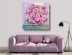 Floral-painting-Anastasia-Sutula