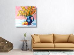 Golden_wattle_Anastasia_Sutula_painting