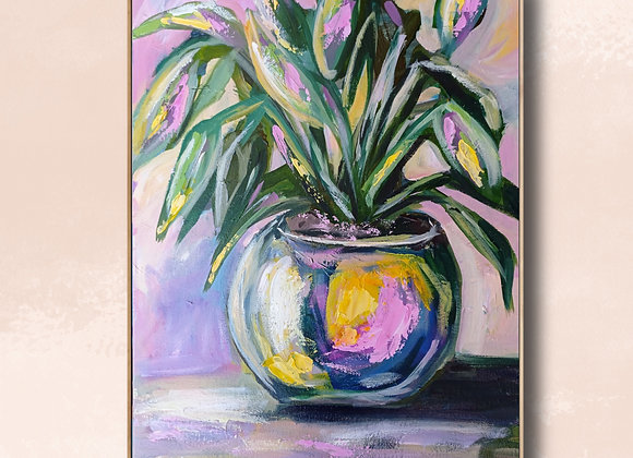 Colourful Pot #1