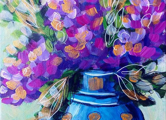 Lilac mood #2