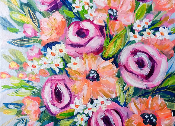 Floral Expression #1