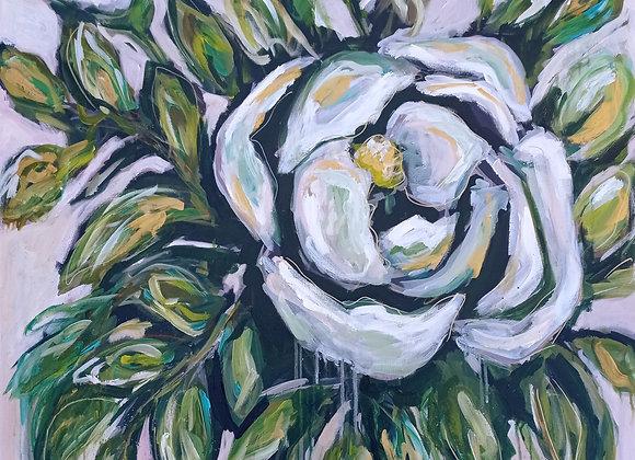 White Magnolia #2