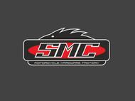 Logo SMC - výrobce motocyklových rozet