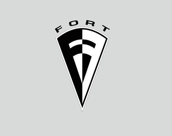 Logo FORT - výrobce cyklistických rámů