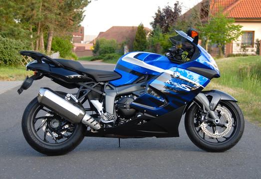 Nový facelift BMW K1300S