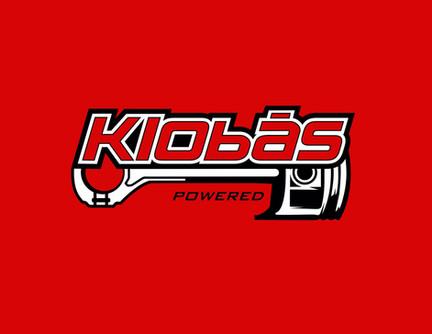 Logo Klobás - úpravce motokárových motorů