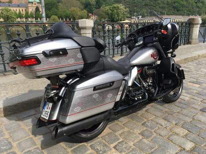 Harley Davidson CVO Limited 2019