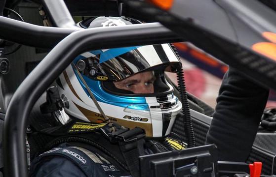 Erik Janiš - pilot a závodní inženýr