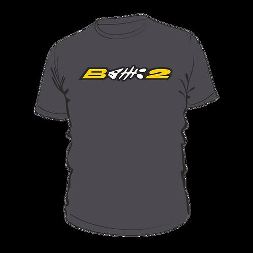 Triko Logo B2 Anthracite