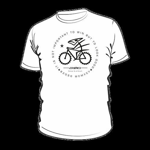 Triko Biker White