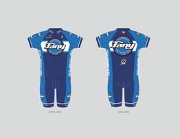 Grafické návrhy cyklistických MTB dresů