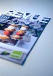 FANY info Revue - gastronomický čtvrtletník, 14. ročník, náklad 30000ks. Naše firma zajišťuje kompletní servis, od designu až po zasílání
