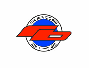 Logo RB - česká kultovní značka, specializující se na výrobu cyklistických rámů a celých kol. Logo včetně nového fontu