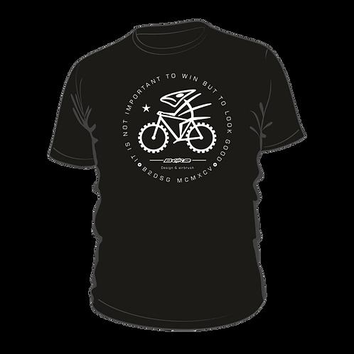 Triko Biker Black