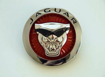 Jaguar - vytvoření upraveného znaku Jaguar s brýlemi