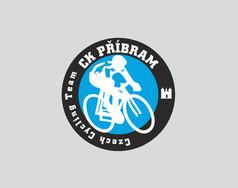Logo cyklistického oddílu - CK Příbram