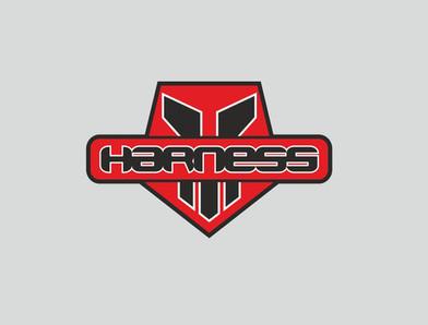 Logo Harness - výrobce CE protektorů a oděvů pro extrémní sporty. Prodejce motocyklů a příslušenství