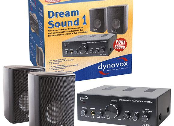 Dynavox Dream Sound Set I schwarz
