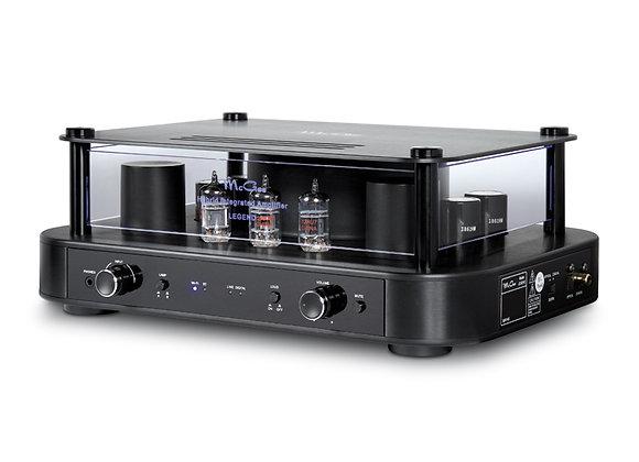 McGee Legend Amplifier Bluetooth + Wifi Black Edition