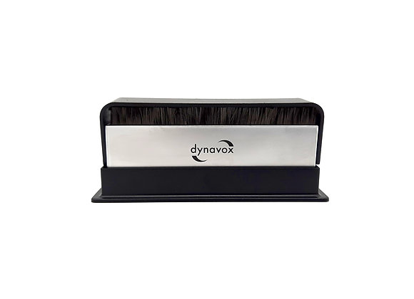 Dynavox Carbonbürste mit Samtpuk