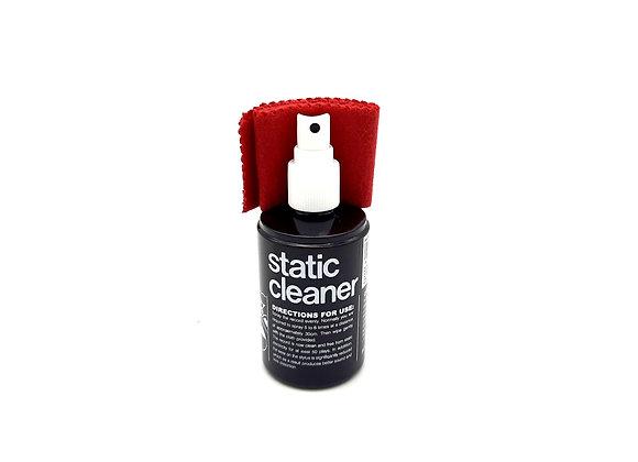"""""""Static cleaner"""" Vinyl Reinigungsspray inkl. Tuch, 200 ml"""