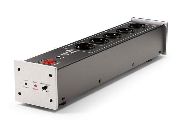 Dynavox HiFi-Steckdosenleiste X2000, mit Master-Slave-Funktion