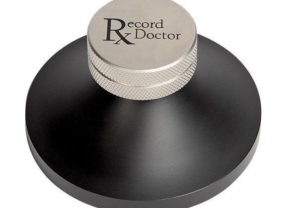 Record Doctor Schallplattenklemme Schwarz