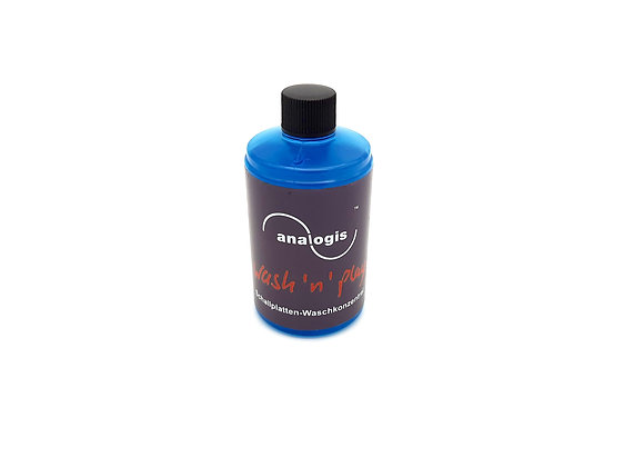 "Analogis ""wash´n`Play"", 165 ml"