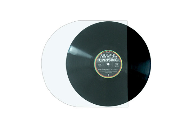 "Analogis ""protect it"" ANTISTATISCH Schallplatten-Innenhülle (x 100)"