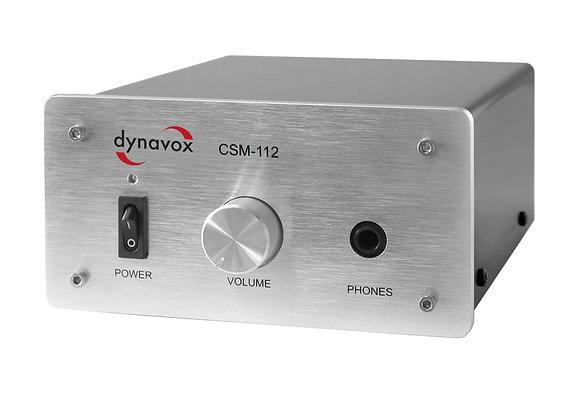 Dynavox Kopfhörerverst. CSM-112