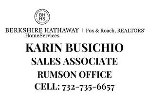 Karin Busichio, Berkshire Hathaway