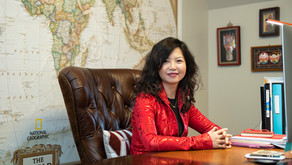KINGSTON IN FOCUS WITH ERIN DENG