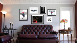Gallery Walls - A Great Way to Display Your Photos