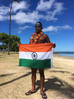 Second Swimmer from India to  Successfully Cross Kaiwi