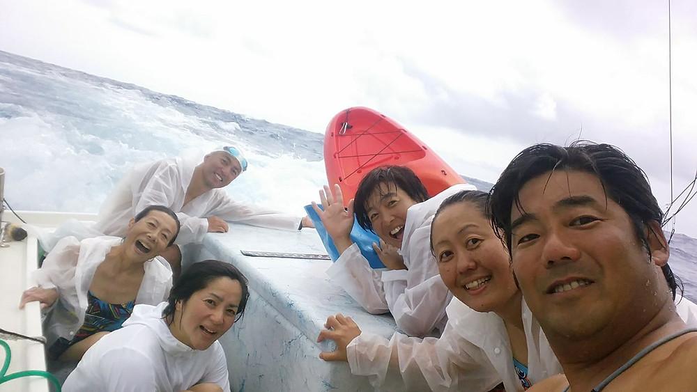Chika Nishibori,Kumiko Koizumi, Masayuki Moriya,