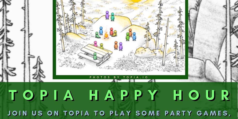 Camp Yampire: Topia Happy Hour!