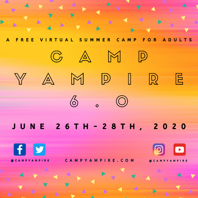 1 Camp Yampire 6.0 Schedule.png