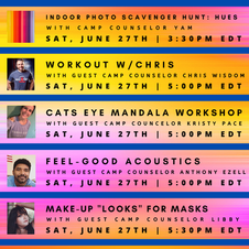 7 Camp Yampire 6.0 Schedule.png