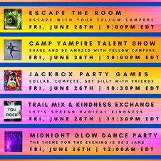 3 Camp Yampire 6.0 Schedule.png