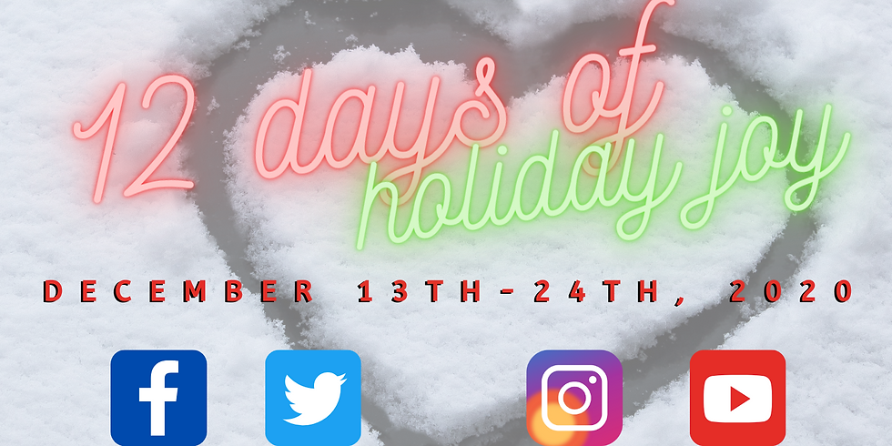 Camp Yampire: 12 Days of Holiday Joy!