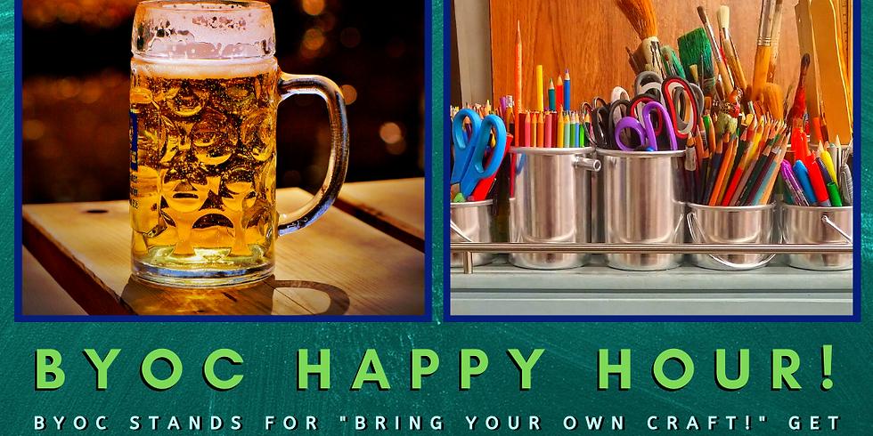 Camp Yampire: BYOC Happy Hour!