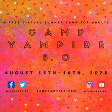 Camp Yampire 8.0: August 15th & 16th