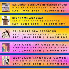4 Camp Yampire 6.0 Schedule.png