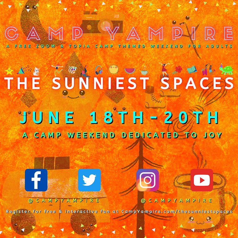 Camp Yampire: The Sunniest Spaces (Fri)