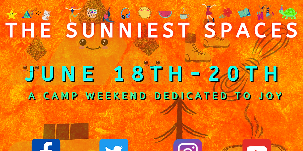 Camp Yampire: The Sunniest Spaces (Sat)