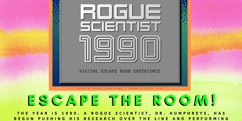 Camp Yampire: Escape the Room (90's style!)