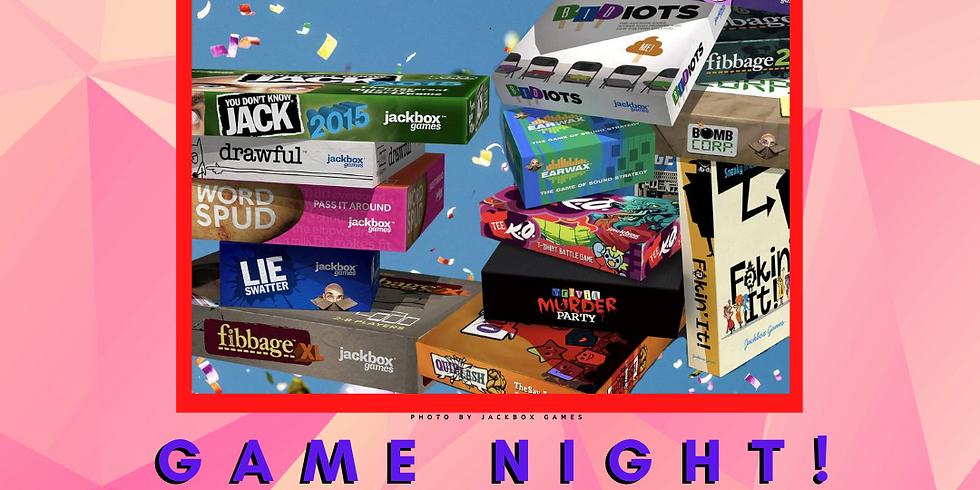 Camp Yampire: Game Night!