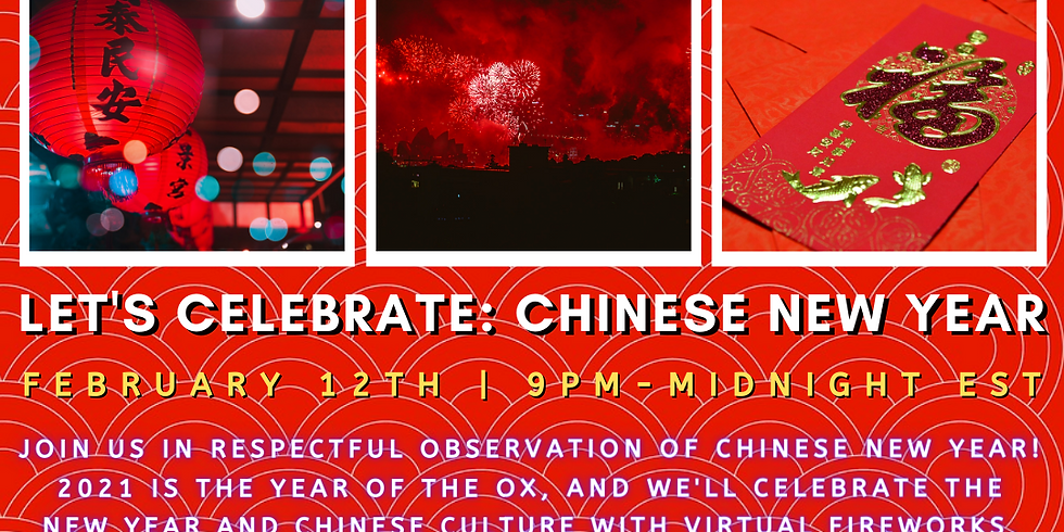 Camp Yampire: Let's Celebrate Chinese New Year!