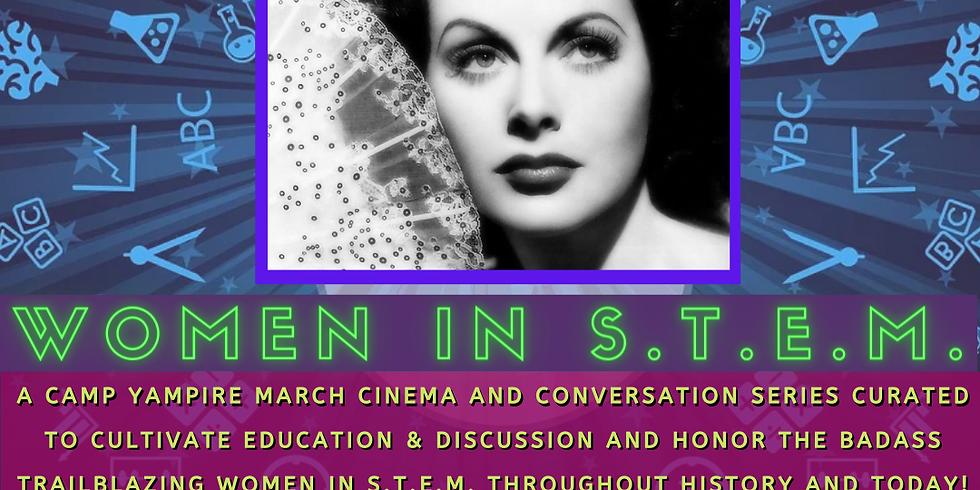 Women in S.T.E.M. Movie Night: Bombshell