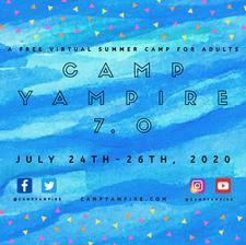 Camp Yampire 7.0: July 24th-26th